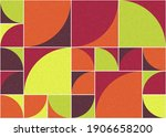 abstract geometric pattern...   Shutterstock .eps vector #1906658200