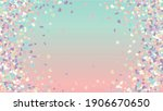 luxurious background with... | Shutterstock .eps vector #1906670650