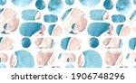 geometric watercolor seamless... | Shutterstock .eps vector #1906748296