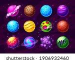 fantasy planets  alien worlds...