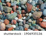 Colorful Pebble Stones  Rocks...