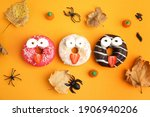 Delicious Donuts Decorated As...