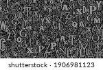 seamless tiled background  code ...   Shutterstock .eps vector #1906981123