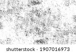 rough black and white texture... | Shutterstock .eps vector #1907016973