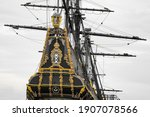 Voc Ship Batavia In The...