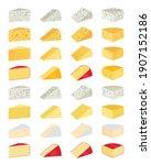 vector different types of...   Shutterstock .eps vector #1907152186