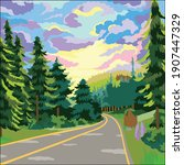 vector art illustrations of... | Shutterstock .eps vector #1907447329