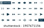 arrow icons 29 pcs. big...   Shutterstock .eps vector #1907671156