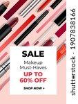 Beauty Makeup Banner Template....