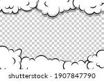 comic book cartoon speech...   Shutterstock .eps vector #1907847790
