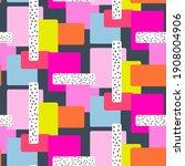 abstract creative seamless...   Shutterstock .eps vector #1908004906