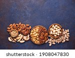 Assortment Of Various Nuts....