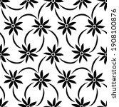seamless pattern for home decor ...   Shutterstock .eps vector #1908100876