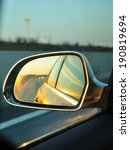Left Side's Rear Vision Mirror...