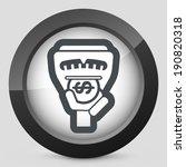 parking meter | Shutterstock .eps vector #190820318