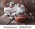 aromatherapy spa set  spa... | Shutterstock . vector #190839539