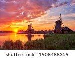 Netherlands Rural Scene    ...