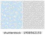 simple geoetric seamless vector ... | Shutterstock .eps vector #1908562153