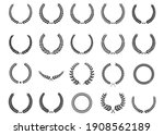 collection of different black... | Shutterstock .eps vector #1908562189