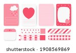 to do list  sticker and duct... | Shutterstock .eps vector #1908569869