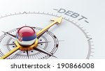 serbia high resolution debt... | Shutterstock . vector #190866008