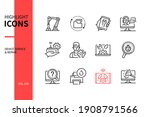 device service and repair  ...   Shutterstock .eps vector #1908791566