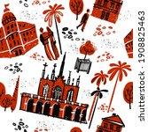 Landmarks Of Nice  France ...