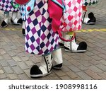 Clown Shoes And Costumes From...