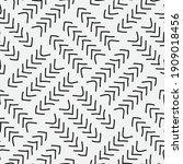 seamless   vector pattern.... | Shutterstock .eps vector #1909018456
