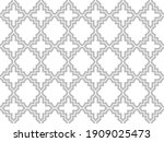 abstract geometry pattern in... | Shutterstock .eps vector #1909025473