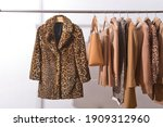 Women's Brown Blouses With...