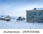Ruined And Abandoned Houses Of...