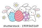 draw vector illustration... | Shutterstock .eps vector #1909365169