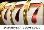 casino background. slot machine ...   Shutterstock . vector #1909562473