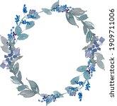 Watercolor Flowers Arrangements....