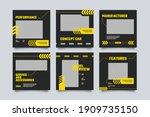 urban social media post...   Shutterstock .eps vector #1909735150