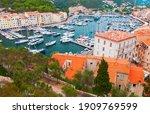 Bonifacio  Corsica. Inner...