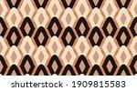 seamless vintage pattern. ... | Shutterstock .eps vector #1909815583
