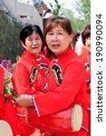 Hangzhou   May 1  People In...