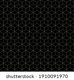 sacred geometry grid graphic...   Shutterstock .eps vector #1910091970