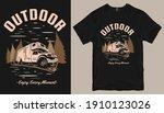 adventure t shirt design....   Shutterstock .eps vector #1910123026