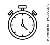 stopwatch  timer  timout  sale...   Shutterstock .eps vector #1910301649