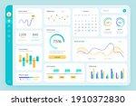 dashboard ui. simple data...