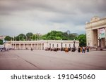 Gorky Park Is The Central...