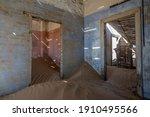 Kolmanskop Ghost Town In...