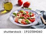 Caprese Salad. Italian Famous...