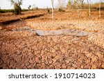 the drought land texture in...   Shutterstock . vector #1910714023