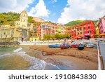 Vernazza In Cinque Terre On The ...