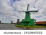 Zaanse Schans  Netherlands  22...