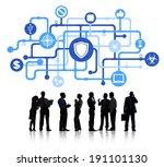 antivirus symbol   Shutterstock . vector #191101130